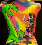 UV_body_painting_Dragon_WhiteLight_agostinoarts