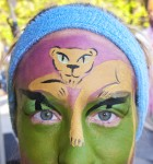 face_painting_lion_forehead2_120428_agostinoarts