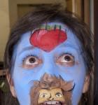 face_painting_newtonapplefalling_120212_agostinoarts