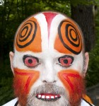 face_painting_tribal_spiritmask_orange2_120602_agostinoarts