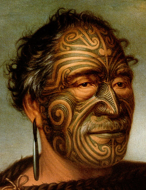 Maori Tribal Face Tattoo: I Hate Tattoos. : Offmychest