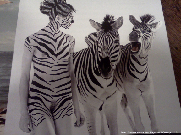 Is A Painted Body Naked 3 Ask The Zebras The Story Behind The Faces