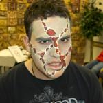 Torn Face