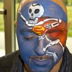 Skeleton Superman