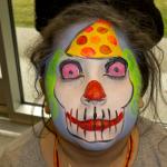 Clown De Los Muertos