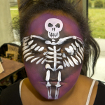 Winged Skeleton