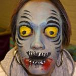Zombie Crazy Eye